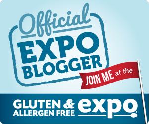 GFAF Expo Blogger Badge